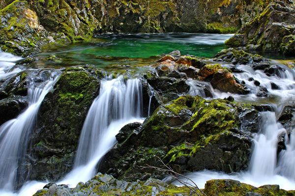 Opal Creek (Stan Newman)