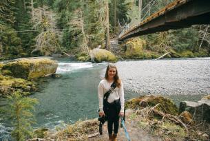 Danica Swenson, Oregon Wild's 2014 Summer Wildlife Intern