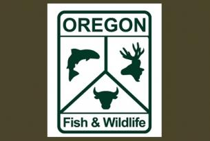 An alternative - and more accurate - logo for Curt Melcher's Oregon Department of Fish and Wildlife (ODFW)