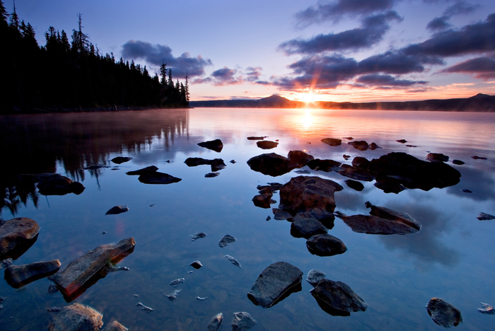 Waldo Lake (Pete Springer)