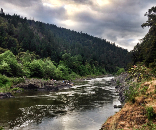 Lands surrounding the Rogue River have been protected under the Roadless Rule through NEPA