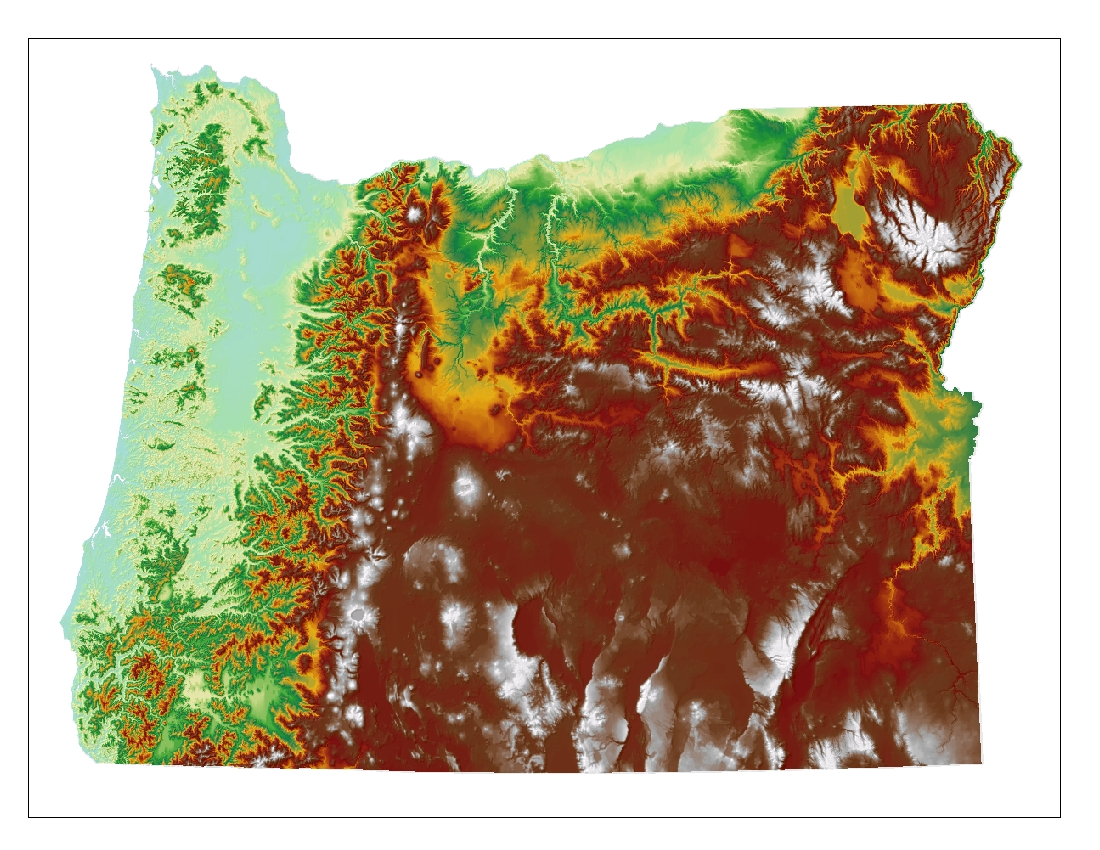 Oregon Topographic Map Oregon Wild Map Gallery | Oregon Wild Oregon Topographic Map