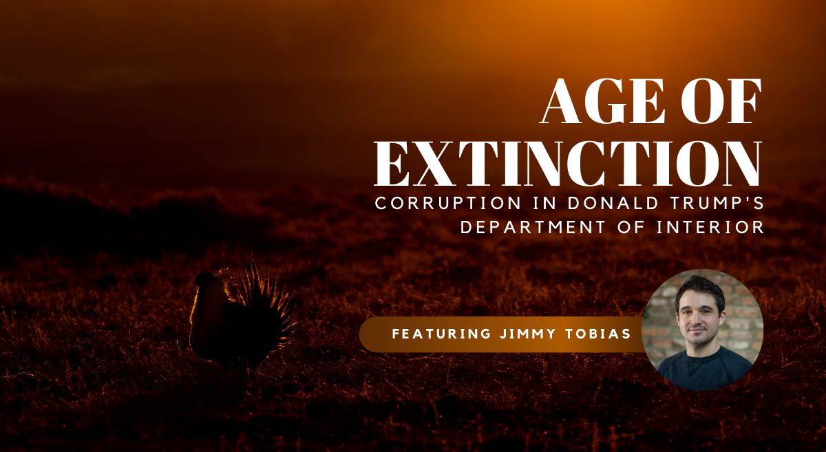 Age of Extinction with Jimmy Tobias