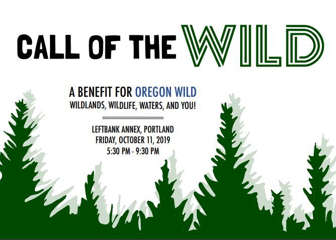 Join us for Call of the Wild