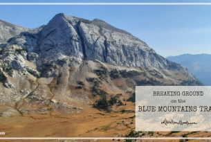 Webcast: Breaking Ground on the Blue Mountains Trail